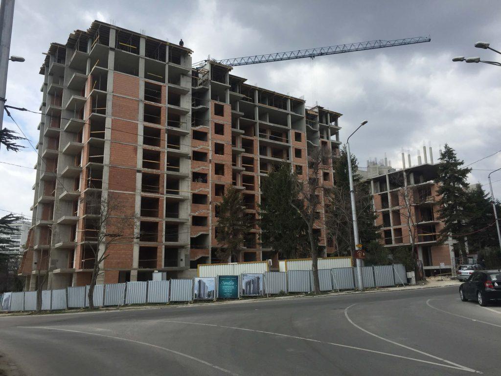 Жилищен Комплекс Симфония - 11 етаж - 1