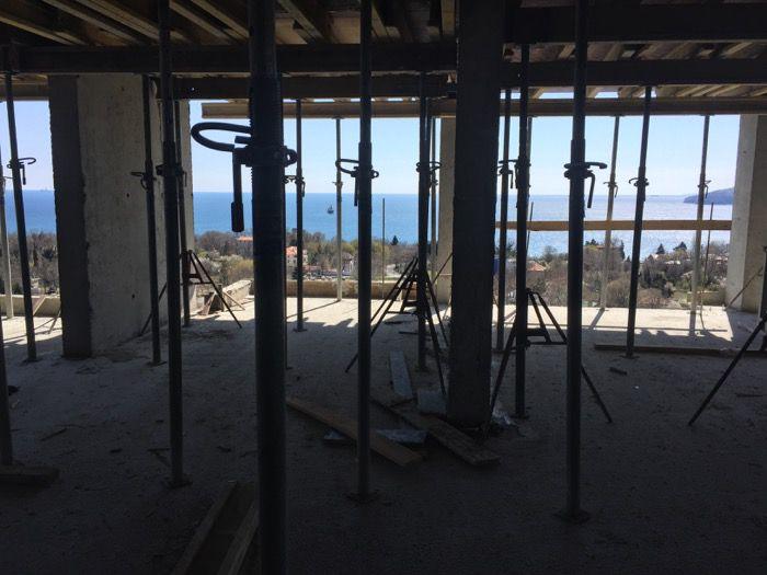 Апартаменти директно от строител - морска панорама