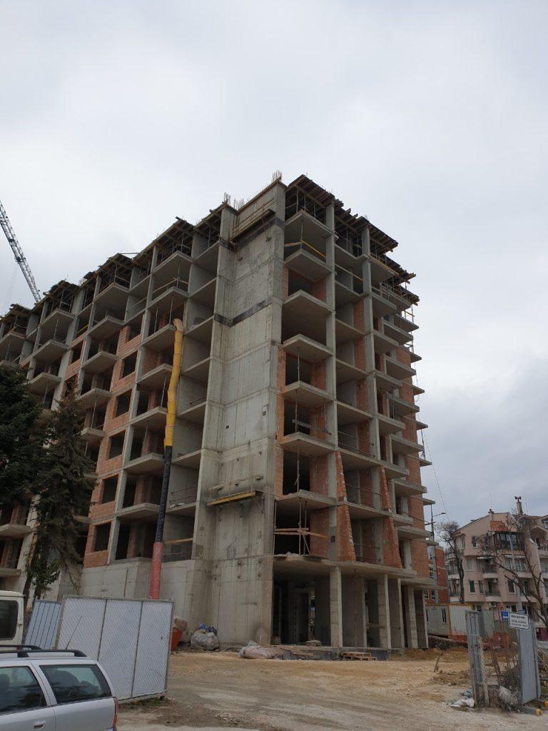 Жилищен комплекс Симфония - Апартаменти