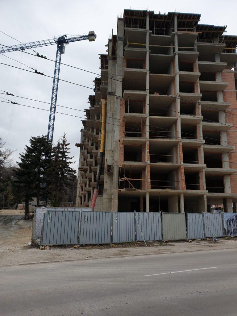 Жилищен комплекс Симфония - Варна