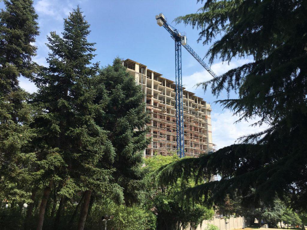 Жилищен комплекс Симфония - апартаменти Бриз Варна